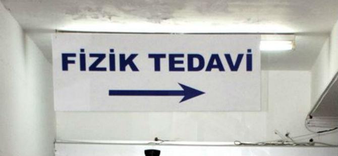 FİZYOTERAPİST YOKLUĞU TEDAVİLERİ DURDURDU