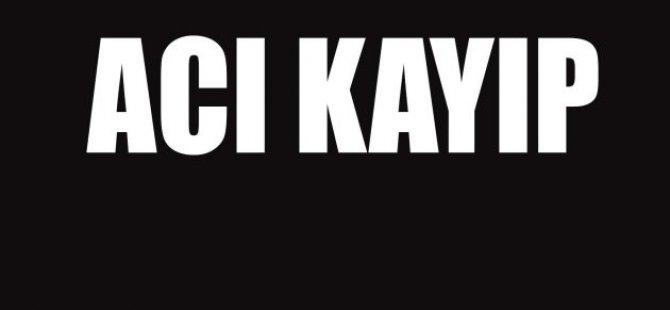 KOZANKÖY'ÜN SEVİLEN İSİMLERİNDENDİ...