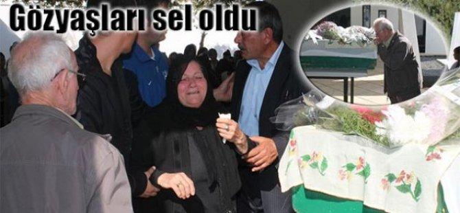 GÖZYAŞLARI SEL OLDU...