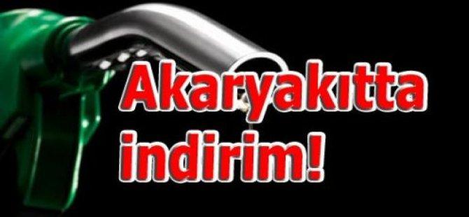 AKARYAKITTA İNDİRİM MÜJDESİ!
