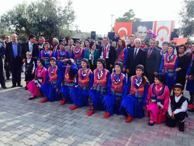 7. HAMSİ FESTİVALİ İSKELE'DE YAPILDI