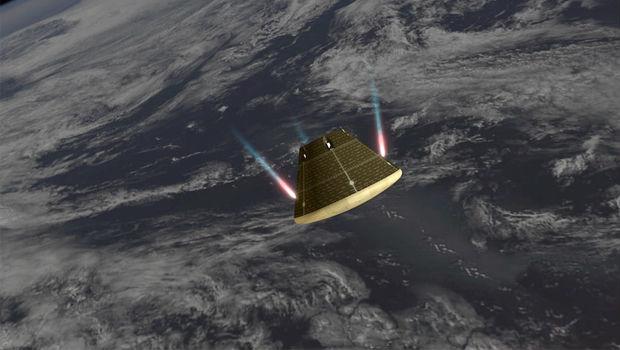 NASA'DAN TARİHİ GÖREV