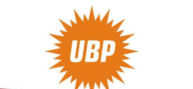 UBP'DE ŞOK İSTİFA