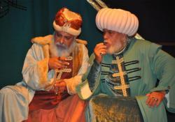 PADİŞAH-I HAL-İ OSMAN TİYATRO SEVERLERLE BULUŞACAK