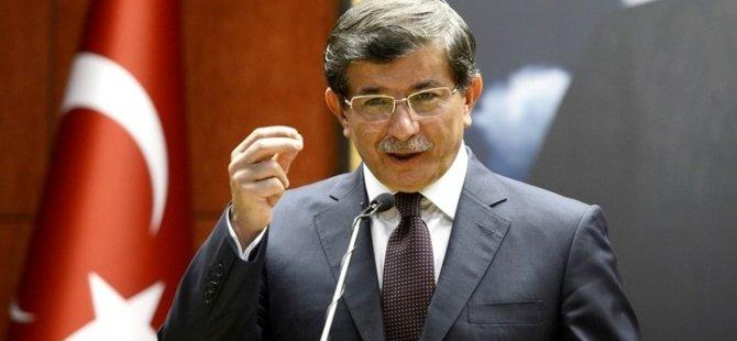 """""""DAVUTOĞLU'NUN SÖYLEDİKLERİ KEŞKE YALAN OLSA"""""""