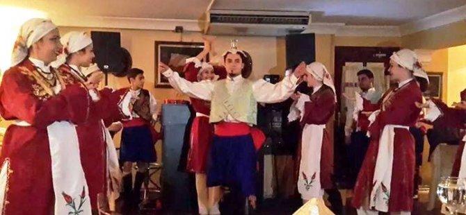 ANKARA'DA KIBRIS GECESİ