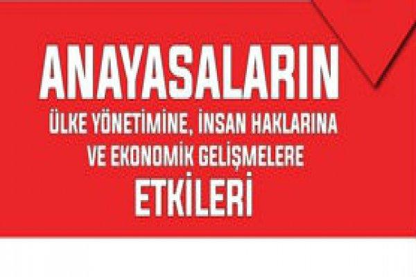 AK PARTİ GENEL SEKRETERİ İPEK LAÜ'DE KONFERANS VERECEK