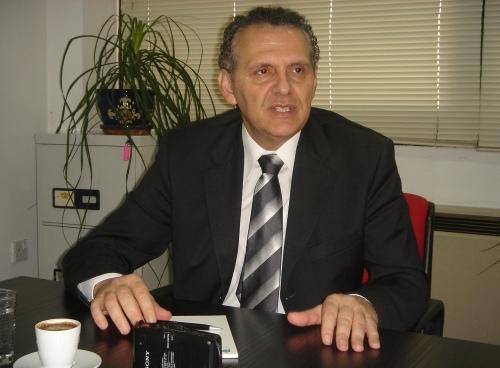 """FOTİU: """"KIBRIS SORUNU TEMEL ÖNCELİK"""""""