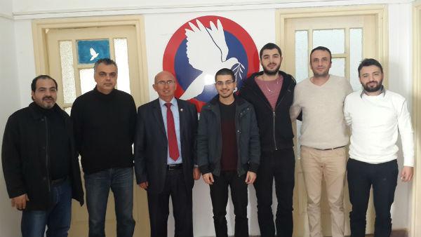 """ÖZYİĞİT: """"AVRUPA'DA OKUYAN ÖĞRENCİLERİN DE BURS HAKKI OLMALI"""""""