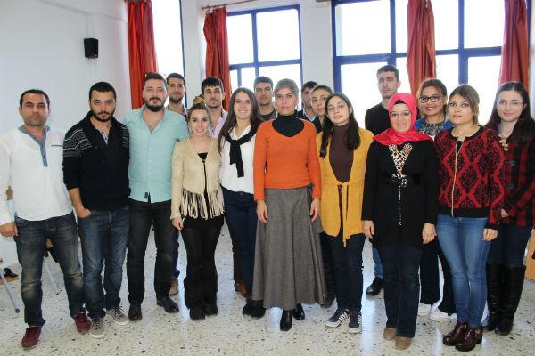 """""""PDR GÜNLERİ"""" SEMİNER VE ATÖLYE ÇALIŞMALARI YAPILDI"""