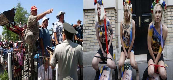 FEMEN Mİ? HAYVANCI MI?