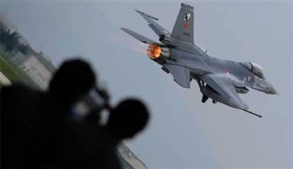F-16 DÜŞTÜ!