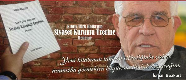 """""""KIBRIS TÜRK HALKI'NIN SİYASET KURUMU ÜZERİNE DENEME"""""""