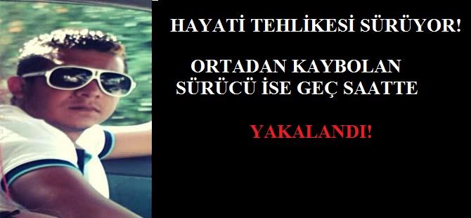MOTOSİKLETİ SÜREN BAKIN KİM ÇIKTI!