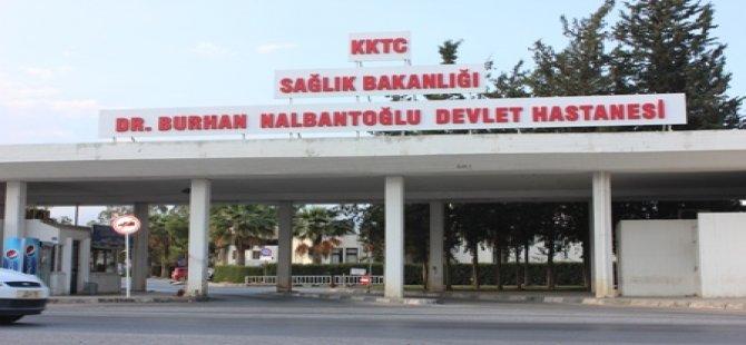 DEVLET HASTANESİ'NDE DOSYA KRİZİ!