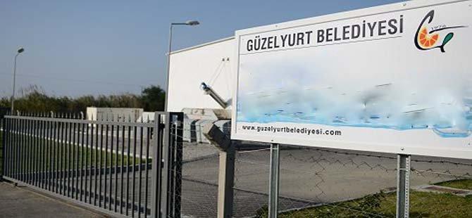 GÜZELYURT BELEDİYESİ'NDE HIRSIZLIK!
