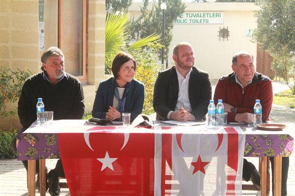 """""""MECLİS BAŞKANLIĞINDA 6 PROJE YÜRÜTÜYORUM"""""""