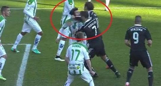 Ve Ronaldo'nun Cezası Açıklandı!