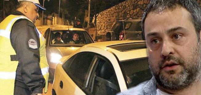 IŞİD yüzünden içtim Polis abi...