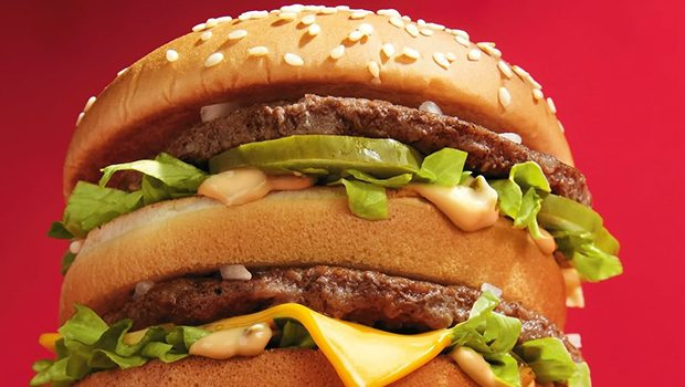McDonalds'ta  büyük sürpriz