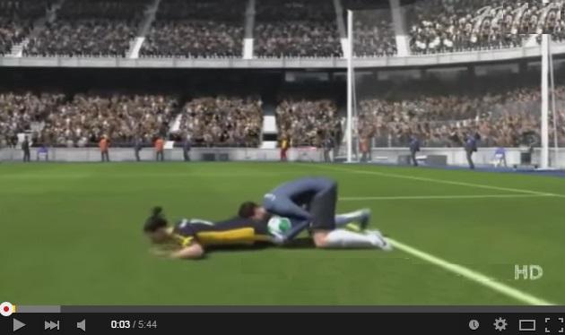 Fifa 2015'le Şimdi Çok Güleceksiniz!