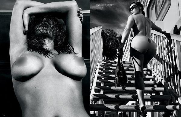 Kardashian yine rahat durmadı