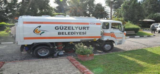 BEL FITIĞIM VAR, BİDON AĞIRDIR ÇÖPLERİ TOPLAMAM !..