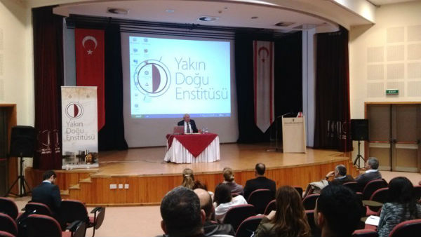 PROF. DR. TURAN, KIBRIS KONUSUNU DEĞERLENDİRDİ