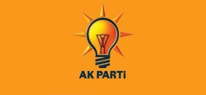 AKP'YE KIBRIS'TAN MİLLETVEKİLİ ADAYI!