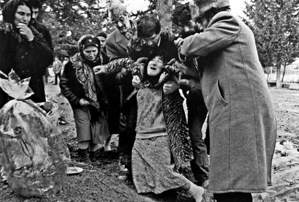 """""""HOCALI KATLİAMI KKTC MECLİSİNDE SOYKIRIM OLARAK KINANMALIDIR"""""""
