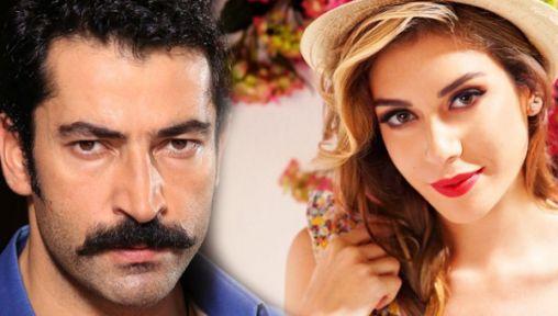 Kenan İmirzalıoğlu'yla Sinem Kobal yine yakalandı!