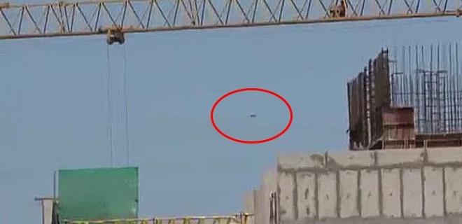 Havada UFO paniği!