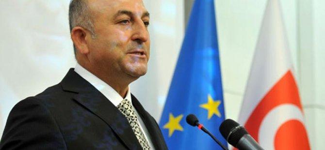 ÇAVUŞOĞLU, KKTC İÇİN AZERBAYCAN'DAN DESTEK İSTEDİ