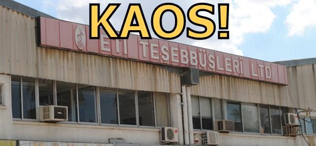 ETİ'DE KAOS!
