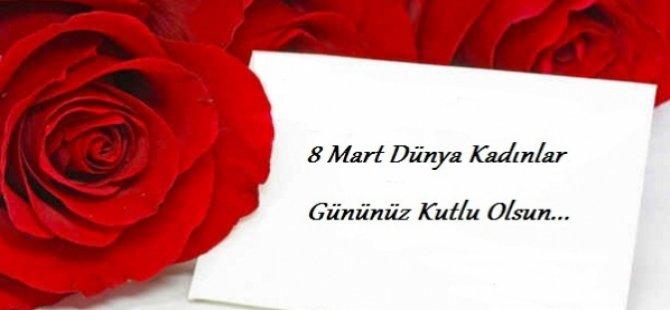 TDP'DEN '8 MART DÜNYA EMEKÇİ KADINLAR GÜNÜ' MESAJI