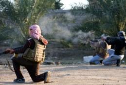 IRAK'TAKİ ÇATIŞMALAR