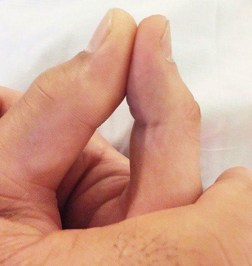 Hastane Odasından İlk Fotoğraf...