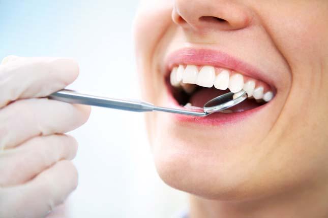 Diş etiniz böyleyse dikkat