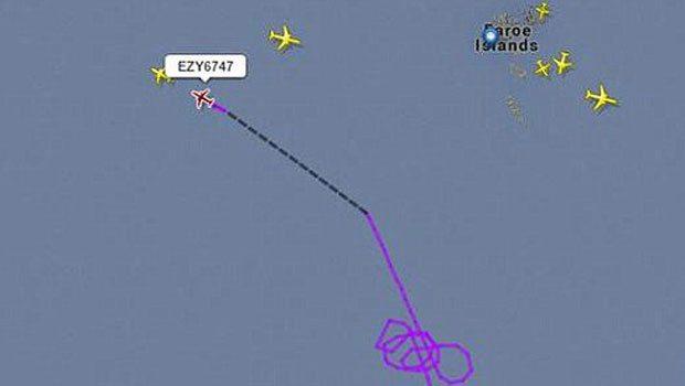 Yolcu uçağı havada bakın ne yaptı!