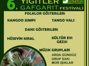"""""""6'NCI YİĞİTLER GAFGARIT FESTİVALİ"""""""