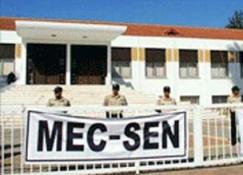 MEC-SEN'DEN TEPKİ…