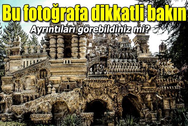 BU FOTOĞRAFLARA ÇOK DİKKATLİ BAKIN!