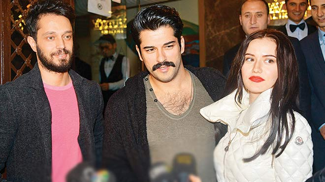 Evcen'in sesine Boz'dan tam not
