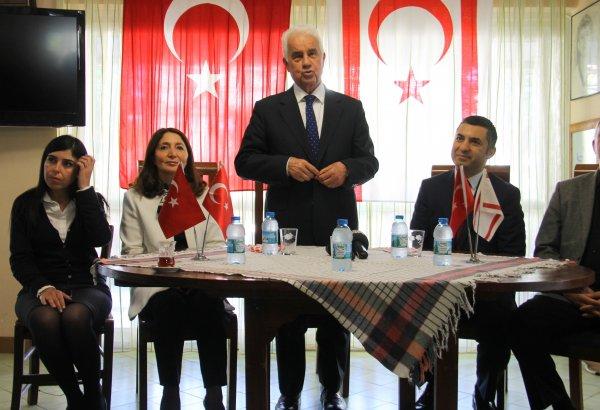 """""""BARIŞ HAREKATI BİZE BİR DEVLET KAZANDIRMIŞTIR"""""""