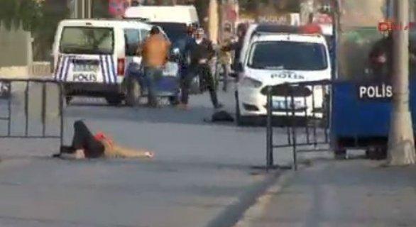 Emniyet Müdürlüğüne silahlı saldırı…