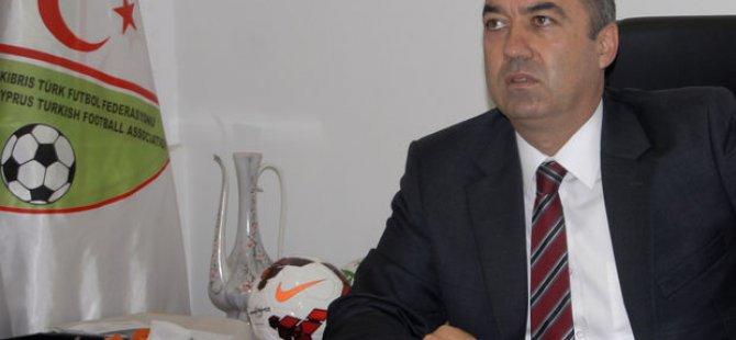 KIBRIS TÜRK FUTBOL FEDERASYONU MÜCADELENİN BAŞLANGICINDA...