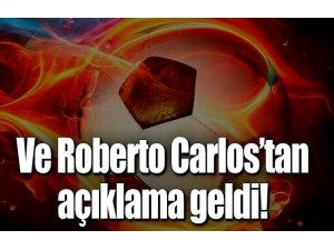 ROBERTO CARLOS'TAN AÇIKLAMA!