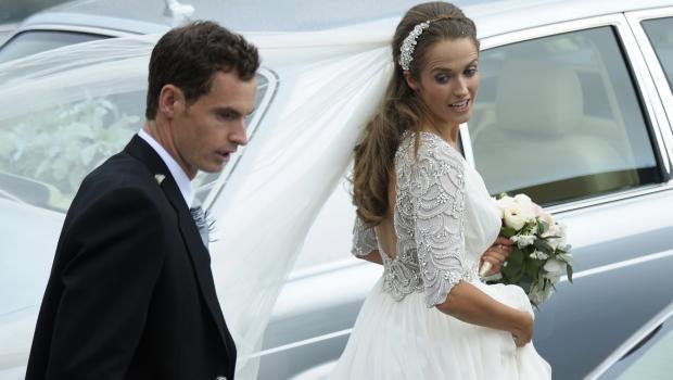 Ünlü tenisçinin düğününde trajedi