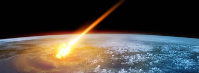 Dünyaya iki yıl sonra göktaşı çarpacak!