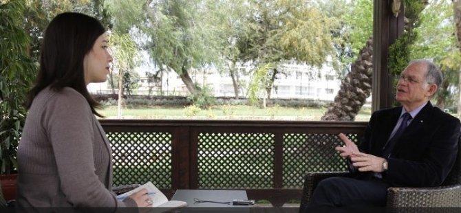 TÜRKİYE'NİN ADA'YA GÖNDERDİĞİ BARBAROS GEMİSİ